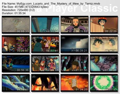 الفيلم الثامن من السلسلة البوكيمون الرائعة Lucario and the Mytery of Mew DvdRip 425482120