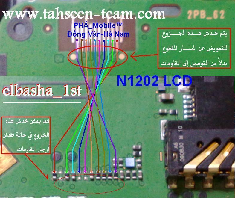 أسهل طريقة لتحديد عطل البيانات والإضاءة 1202 & 1616 وغيرها