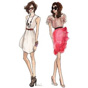 متعة التسوق ( كيف اختار ملابسي و اكسسواراتي )