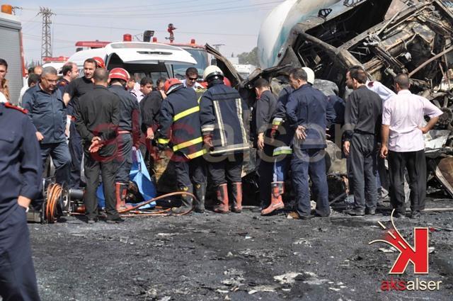 صور مؤلمة في حلب 14 قتيل