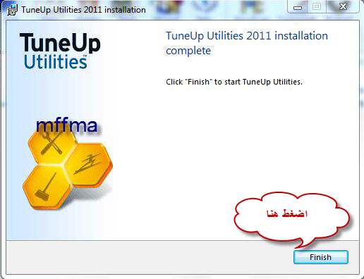 ������ ����� ��������� TuneUp Utilities 2012 �� ����� ������