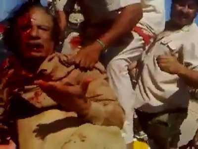 ألقذافي الرجل الحديدى ..... والقذافى النمر الورقي 316304235