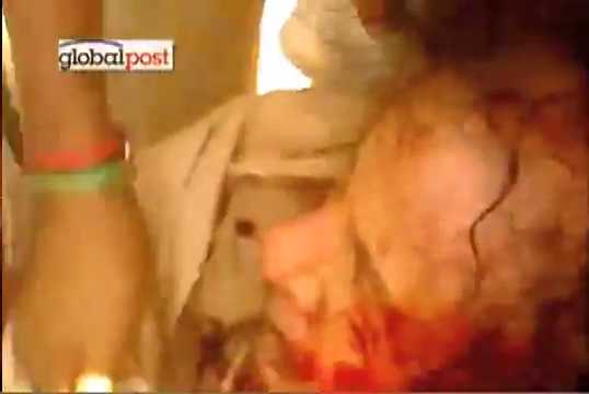 ألقذافي الرجل الحديدى ..... والقذافى النمر الورقي 645546197