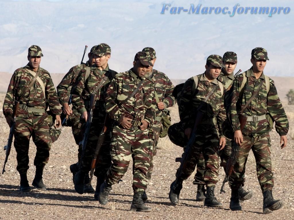 القوات المسلحة الملكية المغربية 745503350