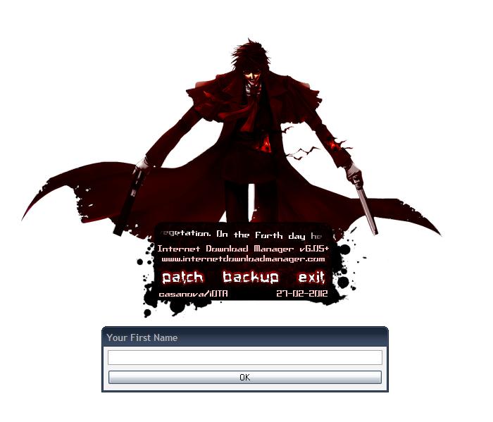 ������ ������� ������ Internet Download Manager 6.11 Build 8 �� ���� ��� ������