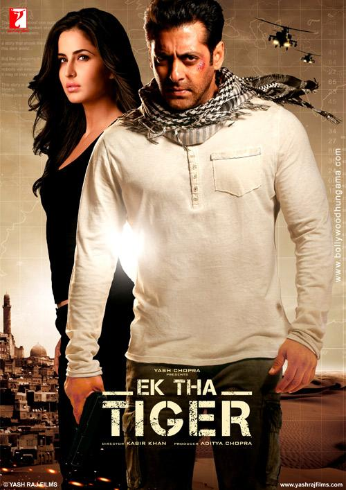   Tha Tiger 2012  dvd 