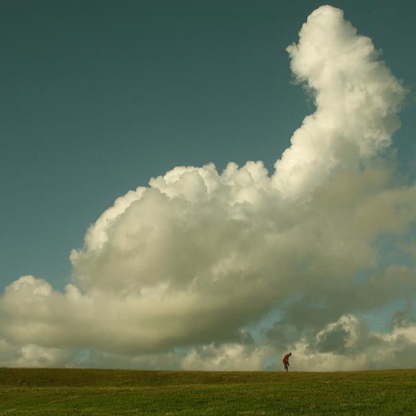 عندما تأملت السماء تعلمت الكثير