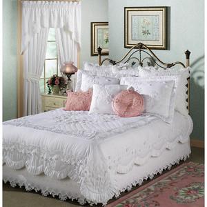 مفارش عروس 2013 مفارش سرير العرايس الجدد