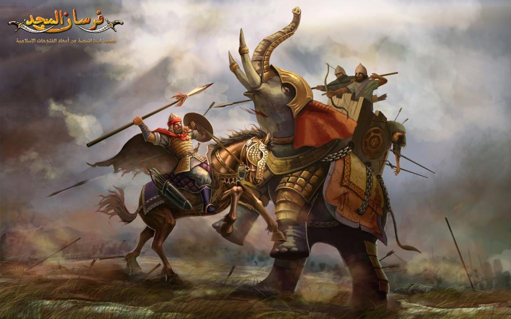 664057455 - لعبة فرسان المجد اللعبة الاسلامية الأولى ترحب بأعضاء عرب سيد