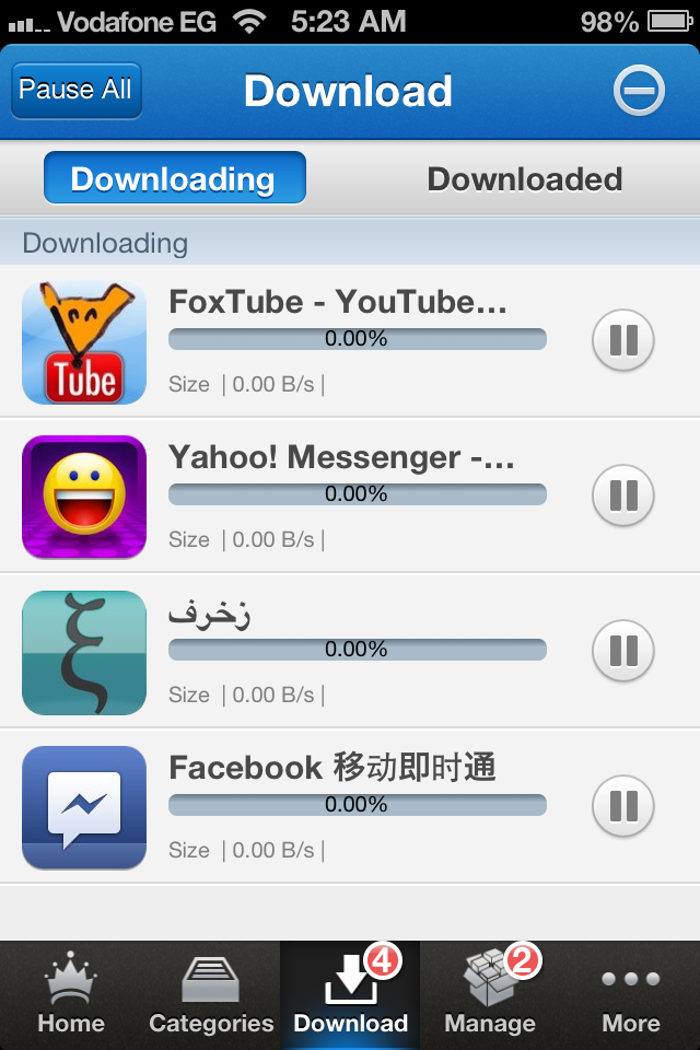 �� ����� can't download data. Please check your �� ������ vShare