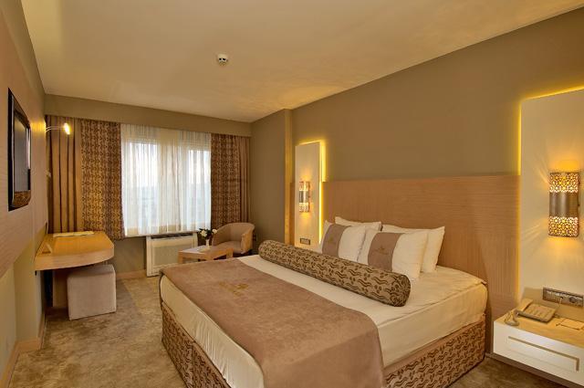 GÖNLÜFERAH THERMAL HOTEL 4yıldız 469009997