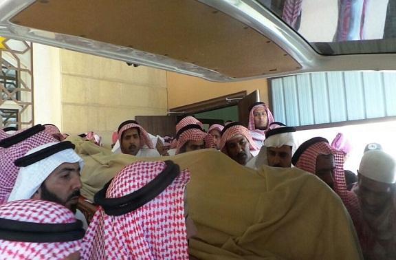 صور تشييع جنازة شهيد الواجب الشراري  في حادث امن طرق (طريق الجوف-حائل 737568811.jpg