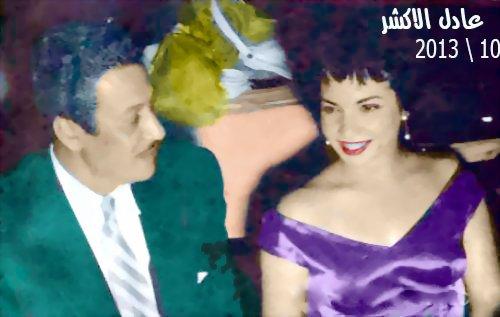صور الفنانة شادية زمااااااااااان بالوان عادل الاكشر  - صفحة 3 864529380