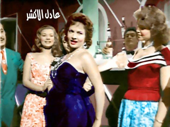 صور الفنانة شادية زمااااااااااان بالوان عادل الاكشر  - صفحة 6 612359264