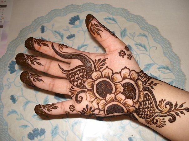 973657908 صور رسومات وتصاميم حنة العروسين, رسومات حنة سودانية حديثة