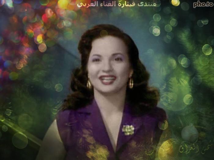 تلوين وتصميمات حليم العراقي للمحبوبة شادية  - صفحة 10 197080345