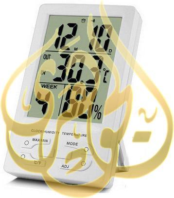 جهاز قياس الحراره والرطوبه داخل