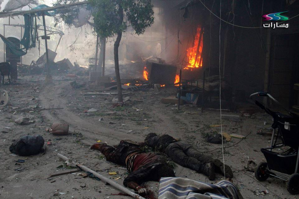"""مجزرة الهــلك بالصور سوريآ """" 158659280.jpg"""