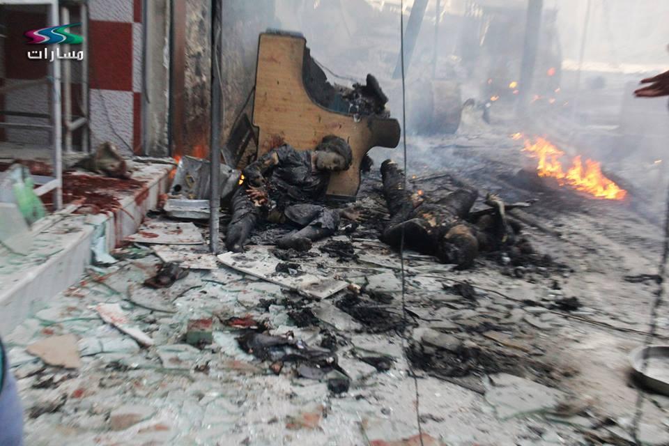 """مجزرة الهــلك بالصور سوريآ """" 338091760.jpg"""