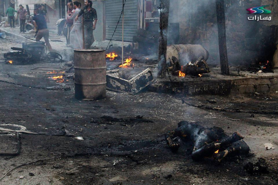 """مجزرة الهــلك بالصور سوريآ """" 421097687.jpg"""