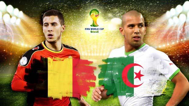تشكيلة : الجزائر تقابل بلجيكا في امتحان صعب للخضر