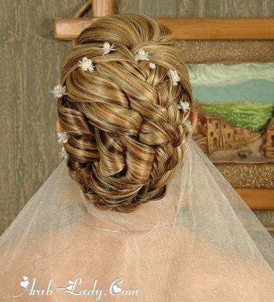 احدث تشكيلة من تسريحات ومكياج العرائس 2014 235980190.jpg