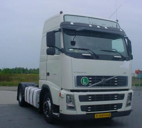 للبيع شاحنه فولفو fh12.420 موديل