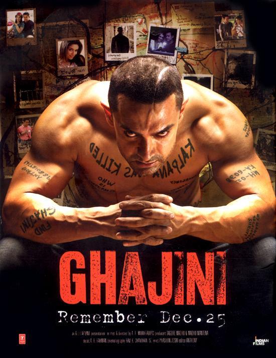 فيلم الهندى Ghajini 2008