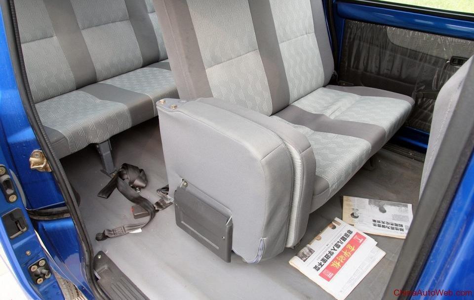كل مايتعلق بالسيارة كينبو فان 8 راكب الجديدة الصفحة 7
