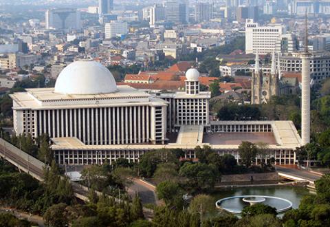 اماكن سياحية فى اندونيسيا