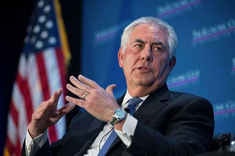 تيلرسون : الولايات المتحدة تعتزم رفع العراق من قائمة أسوأ الدول التي تجند الأطفال