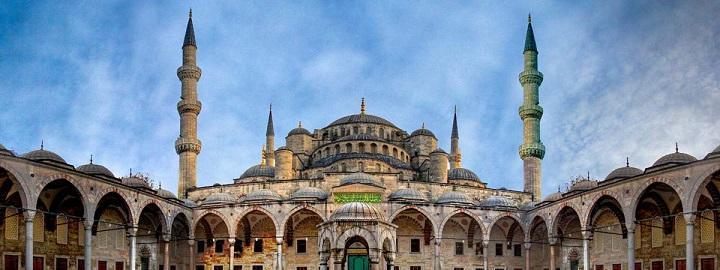 في حارات اسطنبول.. السلطان أحمد