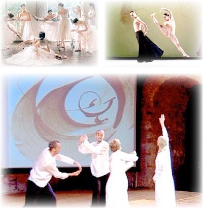 قيمتا الخط والخطوة والتمازج بينهما في الرقص والرسم / ضحى عبدالرؤوف المل