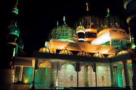 مسجد الكريستال بماليزيا 196641703