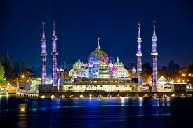 مسجد الكريستال بماليزيا 843835156