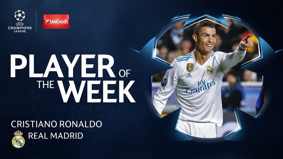كريستيانو أفضل لاعب في الجولة الخامسة في دوري الأبطال 911178703.jpg