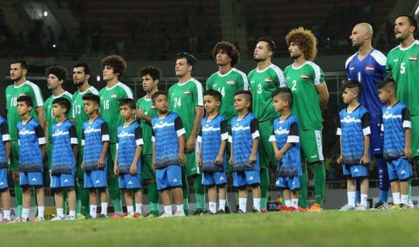 اليوم منتخبنا الاولمبي العراقي يواجه المنتخب الاولمبي الفيتنامي في ربع نهائي كاس اسيا