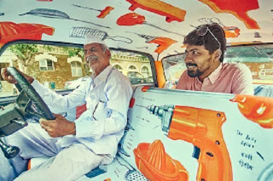 سيارات اجرة في الهند تتحول 324580201.jpg