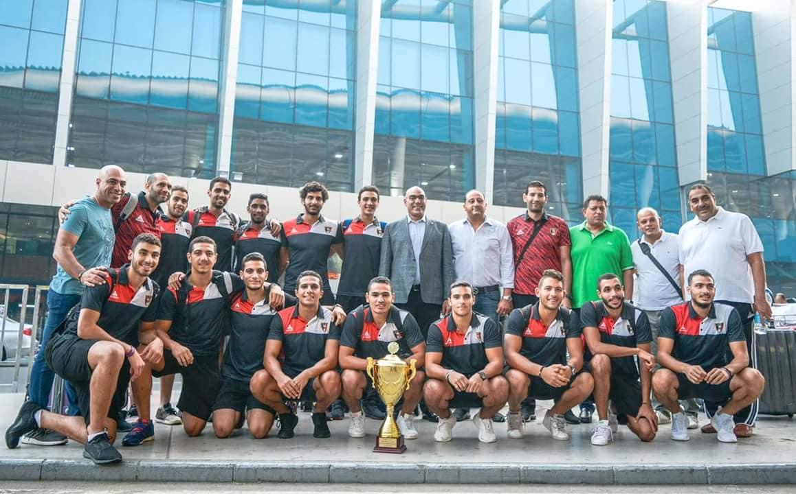 مصر تفوز ببطولة افريقيا لكرة اليد للشباب و بطولة الكرة الطائرة للآنسات 390154956
