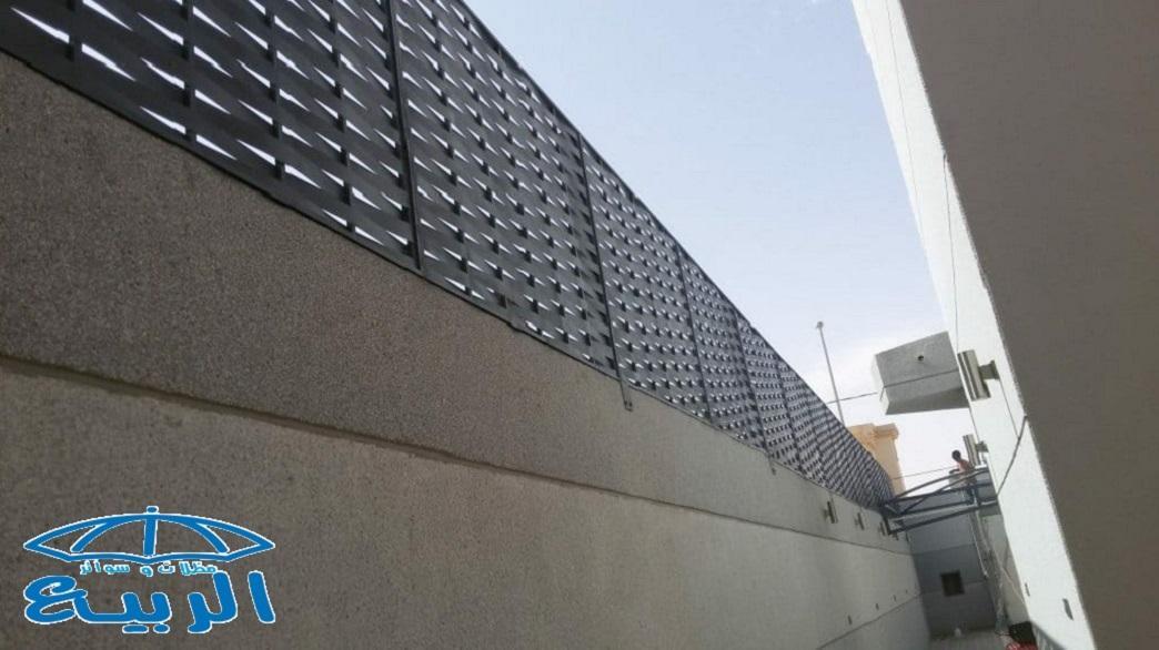 انشاء وتركيب مظلات سواتر بكافة انواعها 0550784552–0557942272