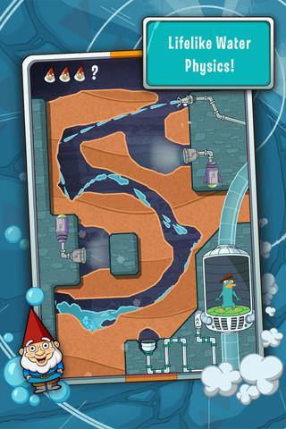 حصرياً لعبه ....Where's My Perry....نسخه مدفوعه