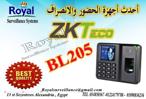 جهاز حضور وانصراف بأقل الأسعار Bl205
