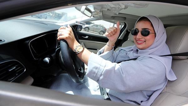 لنساء السعودية