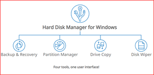 Paragon Hard Disk Manager 17.10.4